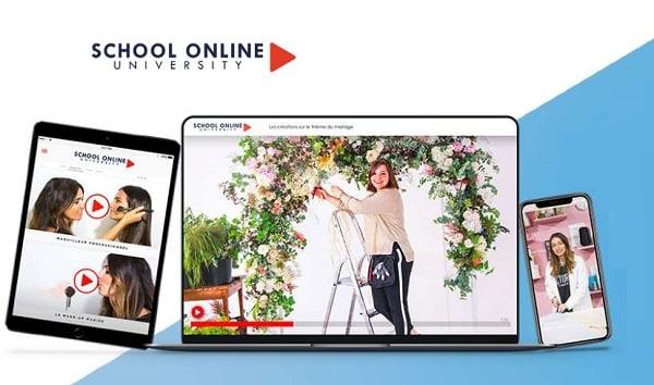 50% De Réduction Sur Toutes Les Formations School Online University