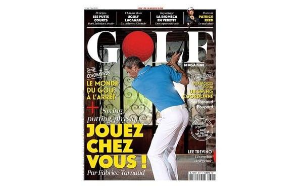 Abonnement Golf Magazine Pas Cher
