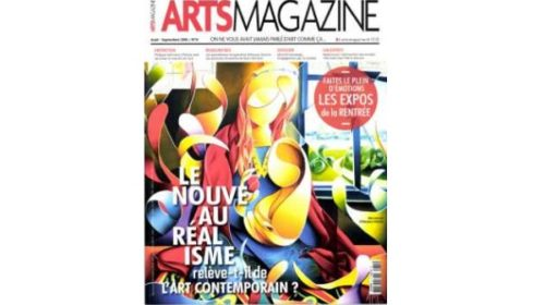 Abonnement Au Magazine Arts Magazine International Pas Cher
