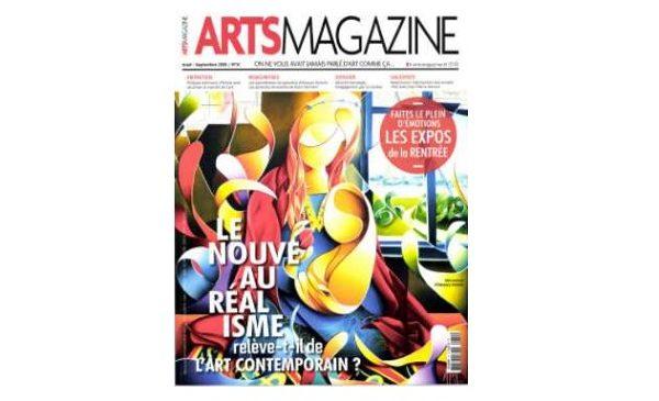 Abonnement Au Magazine Arts Magazine International Pas Cher
