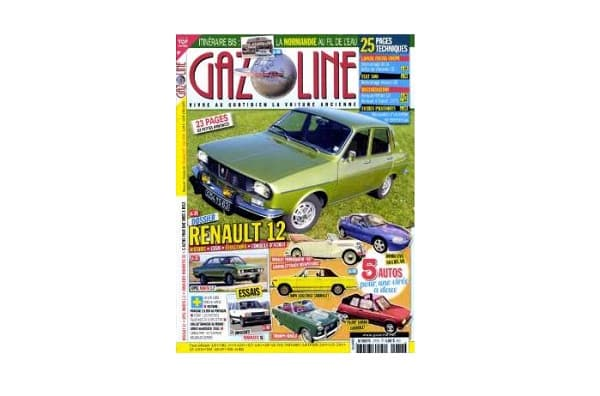 Abonnement Au Magazine Gazoline Pas Cher