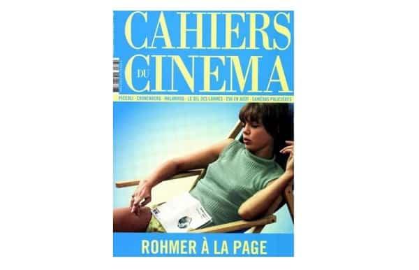 Abonnement Aux Cahiers Du Cinéma Pas Cher