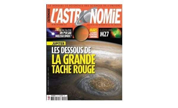 Abonnement Magazine L'astronomie Pas Cher