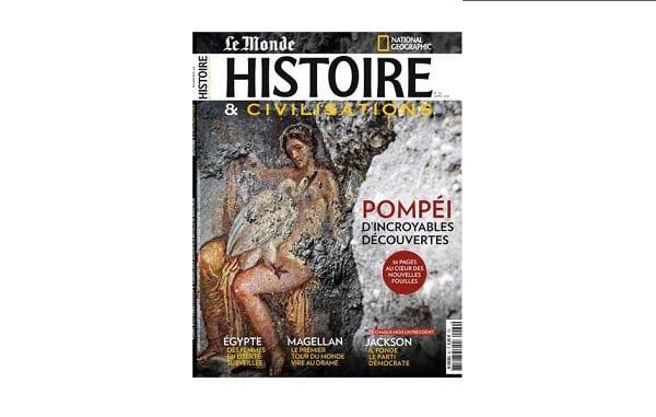 Abonnement Magazine Le Monde Histoire Et Civilisations Pas Cher