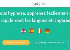 Apprendre une langue étrangère sous hypnose de chez vous c'est possible avec Hypnoledge (14 jours d'essai gratuit – sans engagement)