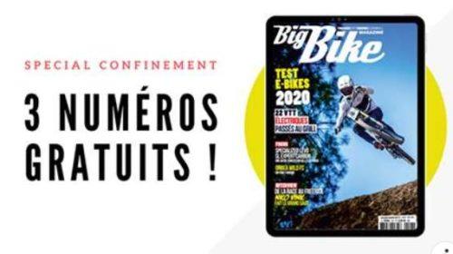 Big Bike Magazine Les 3 Derniers Numéros Offerts Sur L'application