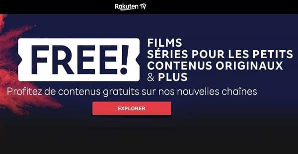 Films, Séries, Dessins Animés à Voir Gratuitement Sur Rakuten Tv