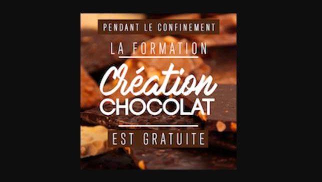 Formation En Ligne Gratuite Chocolatier By Le Mouvement Chocolat Complète