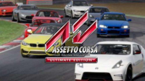 Jeu Vidéo Assetto Corsa Ultimate Edition Pour Pc Pas Cher
