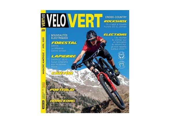 Lire Gratuitement Le Dernier Numéro Du Magazine Vélo Vert