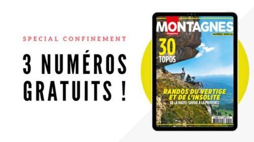 Lire Les 3 Derniers Numéros De Montagne Magazine Gratuitement