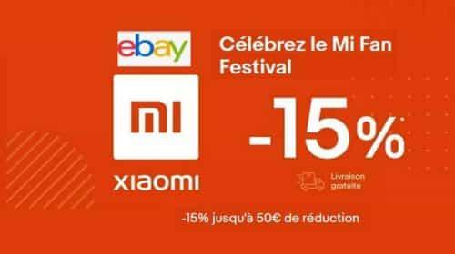 Mi Fan Festival De Xiaomi Sur Ebay