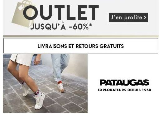 Outlet Pataugas