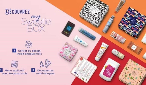 Offre Box My Sweetie Box Pas Chère