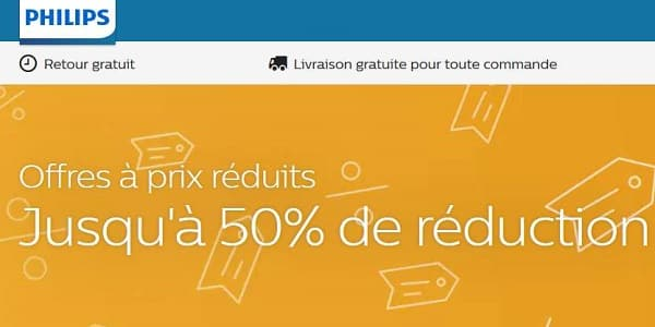 Promotions Et Déstockage Philips