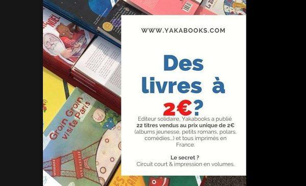Seulement 0,10€ La Livraison Sur Vos Commandes Yaka Books