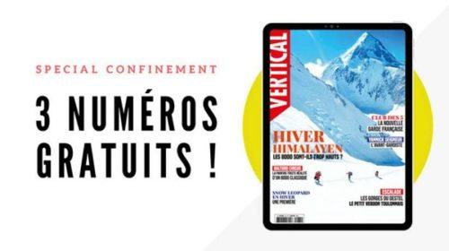 Télécharger Gratuitement Les 3 Derniers Numéros Du Magazine Vertical
