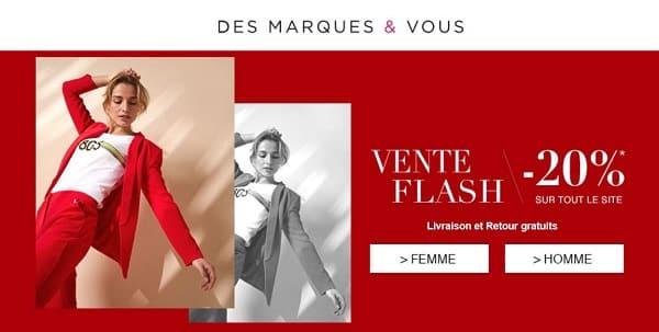 Vente Flash Des Marques & Vous