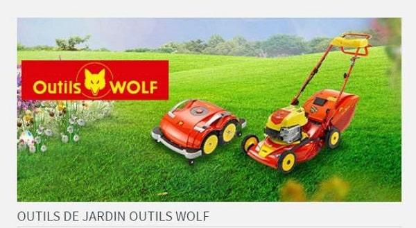 Vente Privée Outils De Jardin Outils Wolf