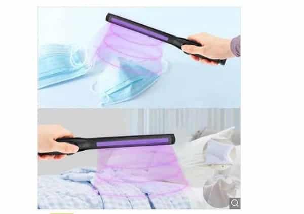 Bâton De Désinfection Et Stérilisation Uv Portable à Led Brelong