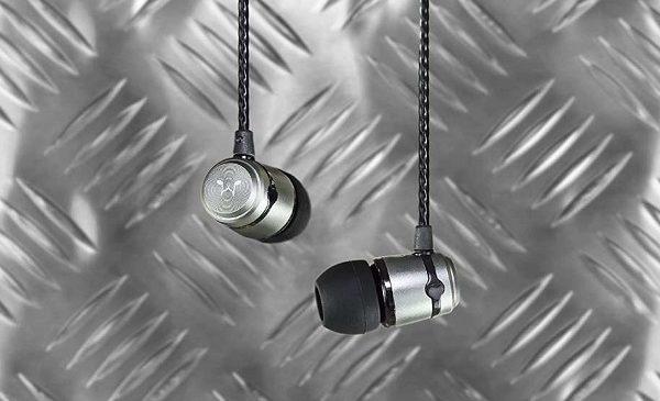 écouteurs Aluminium Filaires Soundmagic E50