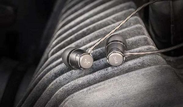 écouteurs Aluminium Filaires Avec Micro Soundmagic E11c