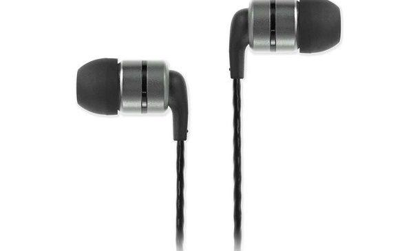 écouteurs Intra Auriculaires Haute Fidélité Avec Réducteur De Bruit Soundmagic E80