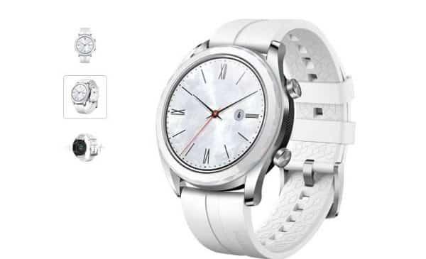 Montre Connectée Huawei Watch Gt Elegant Edition