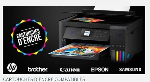 Remise Sur Des Packs De Cartouches D'encre Compatibles En Vente Privée