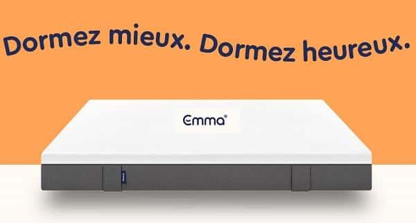 Remise Sur Le Matelas Emma Original Et Livraison Gratuite