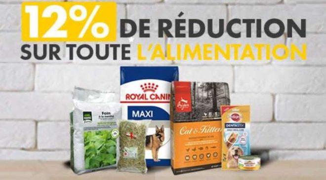 12% De Remise Sur Toute L'alimentation Sur Croquetteland