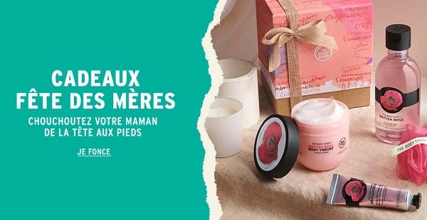 15€ De Reduction Sur Votre Commande The Body Shop