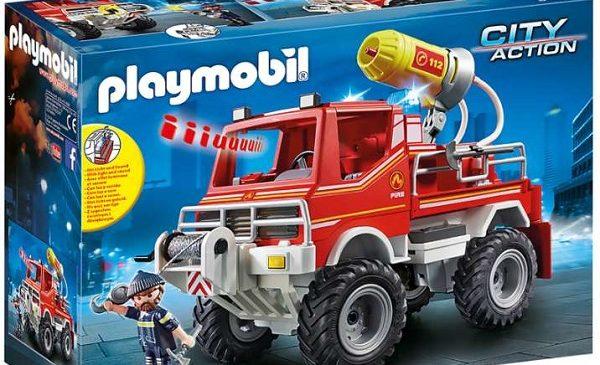 20% De Réduction Sur Une Sélection De Boites De Playmobil
