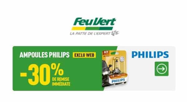 30% De Remise Sur Les Ampoules De Voiture Philips Chez Feu Vert