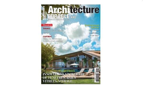 Abonnement Au Magazine Architecture Durable Pas Cher
