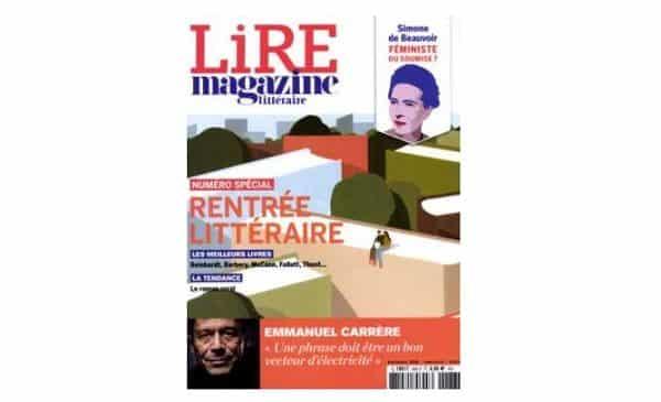 🔥Abonnement au magazine Lire pas cher : 20€ au lieu de 69€ les 10N° (dont 2 double) 📕