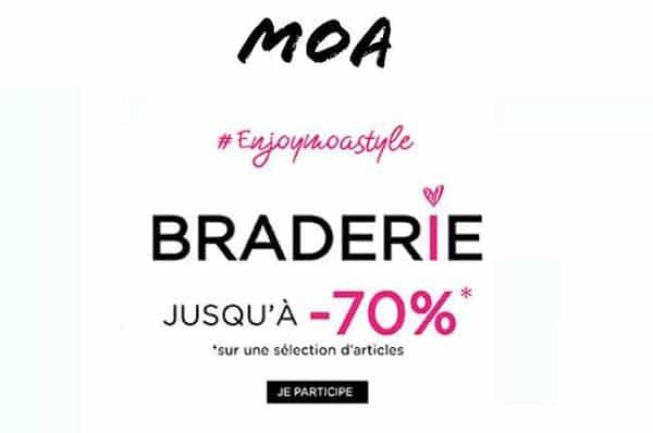 Braderie Moa