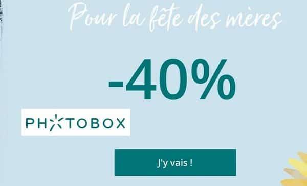 Commandez Vos Cadeaux Photo Pour La Fête Des Mères 40% Sur Tout Le Site Photobox