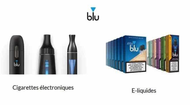 Crazy Sundays BLU (cigarette électronique et E-liquides) : 30% de remise sur tout le site (tous les dimanches)