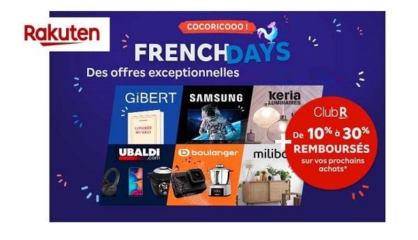French Days Rakuten