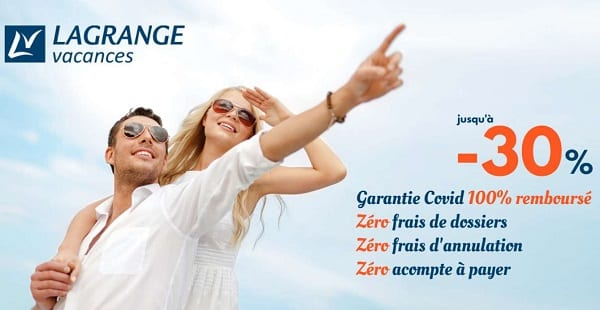 Offre Evasion Lagrange Vacances