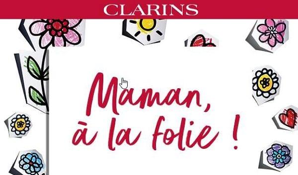 Offre Fête Des Mères Clarins Remise Immédiate Sur Tout Le Site