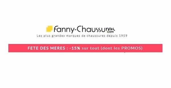 Pour La Fete Des Meres 15% De Remise Sur Tout Fanny Chaussures