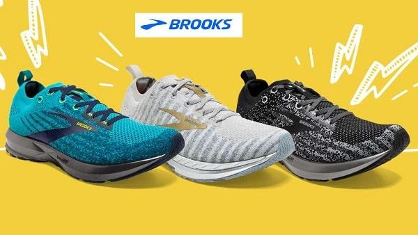 Promotions Brooks Running Sur Des Paires De Chaussures