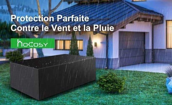 Housse De Protection De Salon De Jardin Hocosy