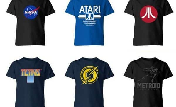 1 T Shirt Enfant Acheté = 1 T Shirt Gratuit Sur Zavvi