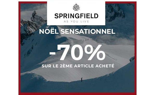 70 % De Remise Sur Le Deuxième Article Springfield Acheté