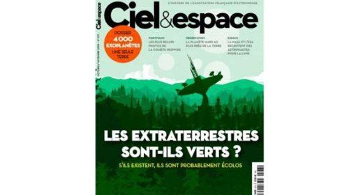 Abonnement Ciel Et Espace Magazine Pas Cher