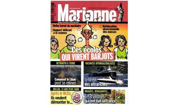 Abonnement Marianne Pas Cher