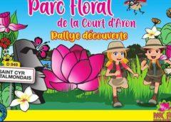 Billet Entrée Parc Floral De La Court D'aron Moins Cher